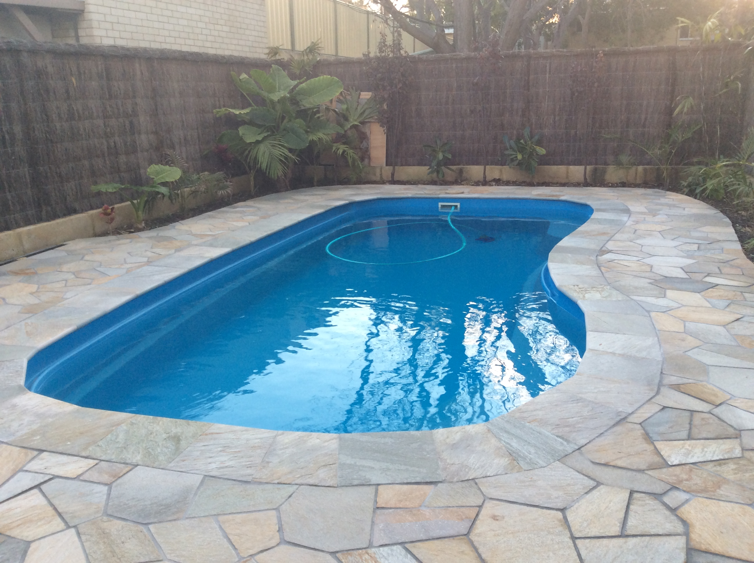 slate crazy pavers stone pavers perth natural stone paving