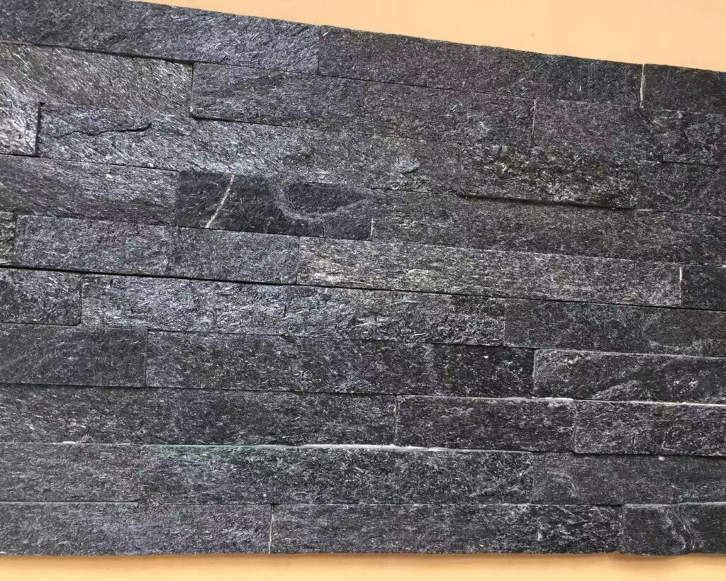Black quartz panel