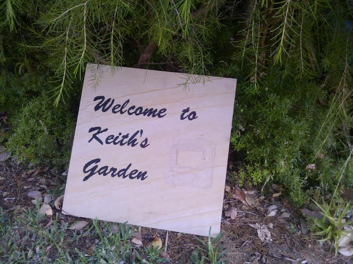 Welcome to keith garden 1